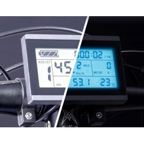 Wyświetlacz LCD3 Rapid