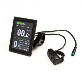 Wyświetlacz LCD8 Bolt